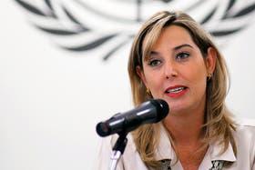Gabriela Knaul, Relatora Especial de las Naciones Unidas