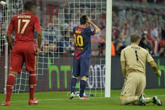 Barcelona estuvo desconocido y perdió 4 a 0.