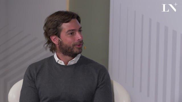 Federico Salvai, jefe de Gabinete bonaerense, estuvo en el Coloquio de IDEA 2017.