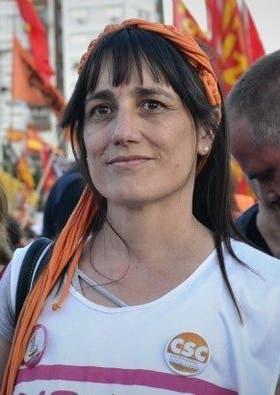 Resultado de imagen para Romina del Pla + trotsky