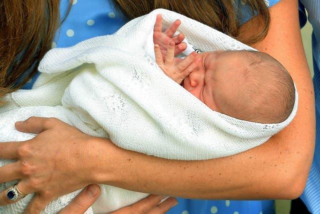 El nombre del bebe real será dado a conocer en el momento de su bautismo, informaron desde el Palacio de Buckingham