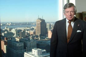 El juez del distrito Sur de Manhattan, Thomas Griesa