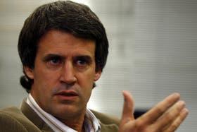 El diputado nacional de la Coalición Cívica Alfonso Prat gay
