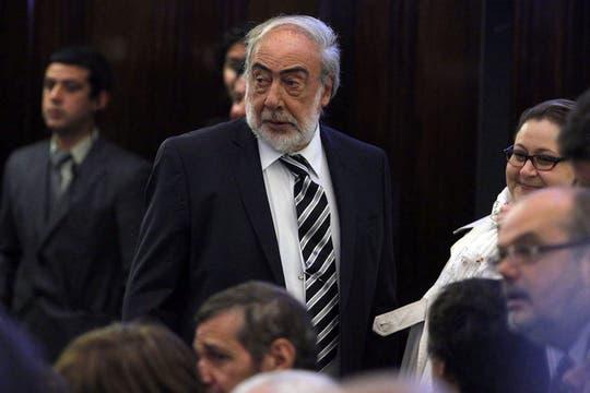 El máximo tribunal recibió a diez representantes, cinco por el Estado y cinco por el Grupo Clarín, en una audiencia pública. Foto: LA NACION / Aníbal Greco