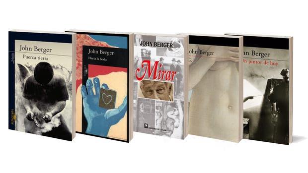 5 libros para conocer a John Berger