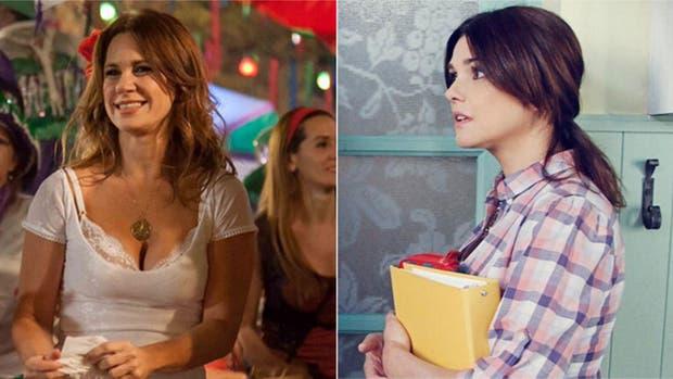Araceli y Nancy, dos heroínas bien diferentes