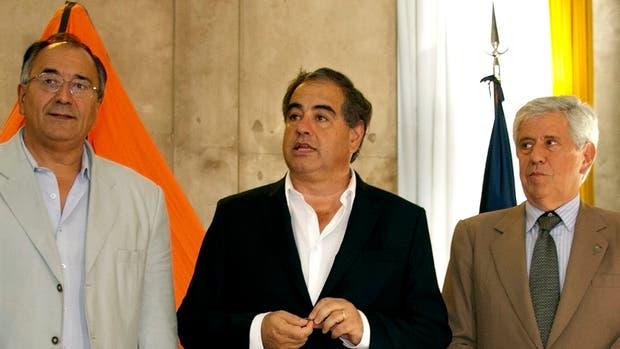 Ceballos, Martínez y Tello apuestan a afianzar los lazos con Estados Unidos