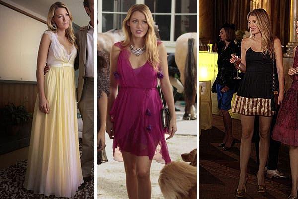 Tres estilos de la última temporada, todos elegantes y bien femeninos; ¿cuál te gusta más?.