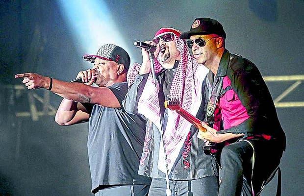 Fotos | Las imágenes que dejó el concierto de Linkin Park
