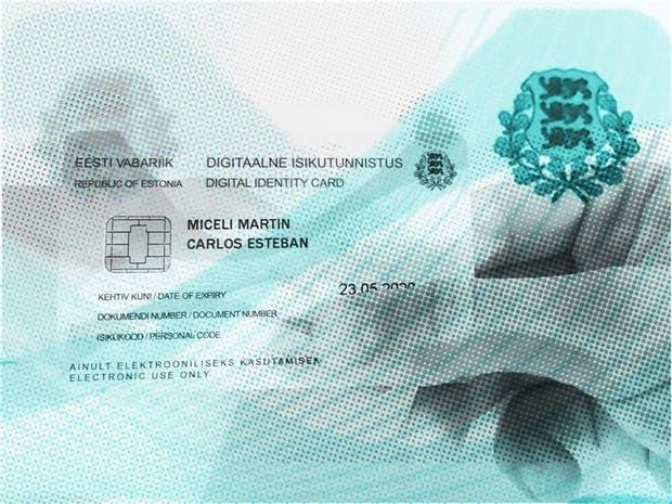 Miceli recibió la tarjeta en 2015