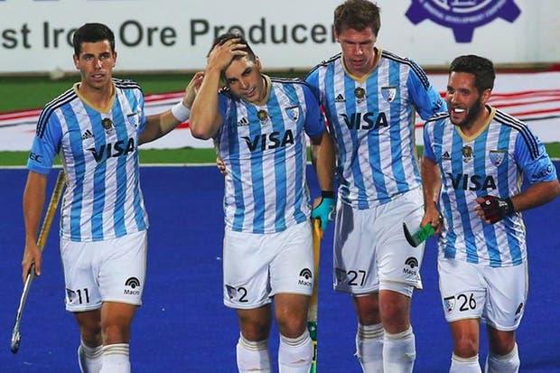 Gonzalo Peillat hizo tres goles