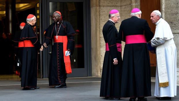 El debate por los divorciados vueltos a casar llegó ayer al sínodo
