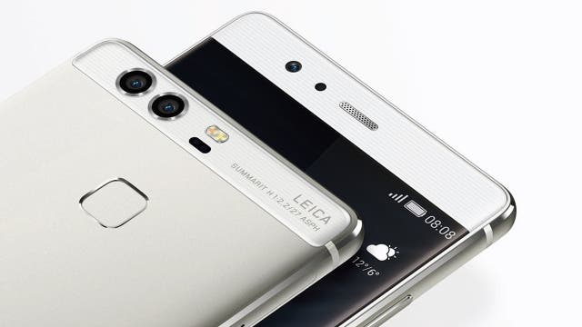 El Huawei P9 combina la información que captura una cámara normal con otra monocromática