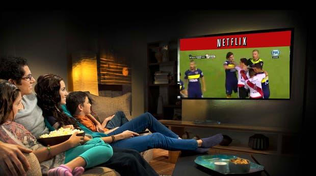 """Así será el """"Netflix del fútbol"""" para ver todos los partidos por internet"""
