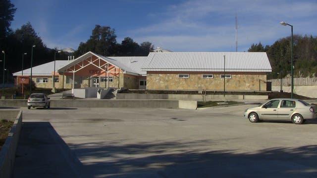 Junio de 2012. Hospital de Villa La Angostura. Foto: LA NACION / Matías Gonzalo Moreno
