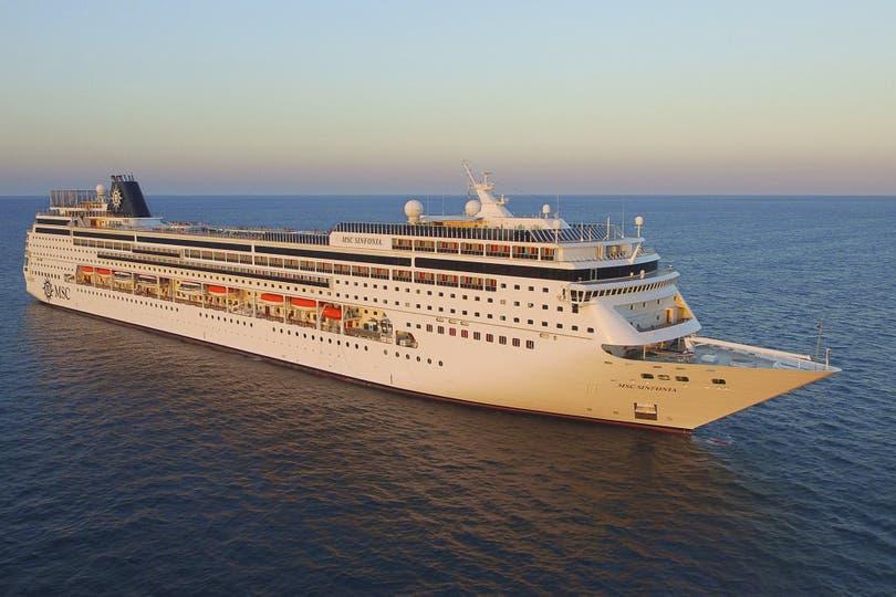 Para la temporada 2019/20 sumarán un segundo barco, el Sinfonía, destinado a los argentinos que hará salidas por el sur de Brasil