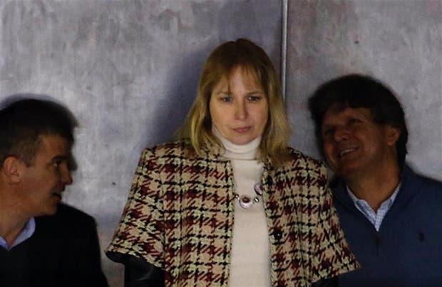 Sandra Schaefer, hermana de la víctima