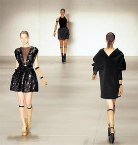 APOLÍNEAS. La sensualidad fashion es más ascética que hedonista