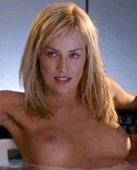 Sharon Stone, seductora en Instinto básico. Foto: Archivo