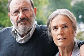 Amor verdadero. Con Renate Ramge, su mujer desde hace 50 años