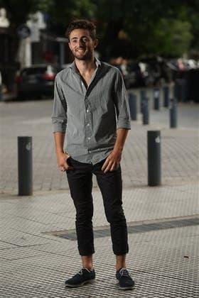 Leandro Carocielli, siempre impecable