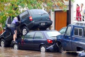 El cambio climático se hizo sentir en Buenos Aires el pasado 2 de abril