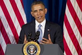 Hasta el momento, la Casa Blanca se desentendió de la denuncia