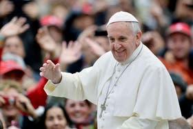 El papa Francisco es la nueva imagen de la izquierda, según el diario británico