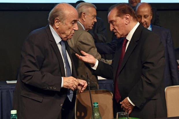 Figueredo descartó la opción rioplatense para 2030