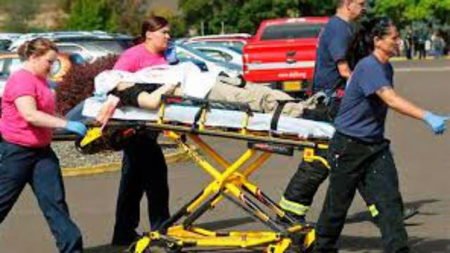 Uno de los muertos en instituciones educativas de EE.UU. en 2015