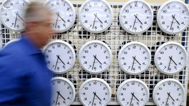 La forma en que concebimos los horarios cambiaría si se erradicaran las zonas horarias