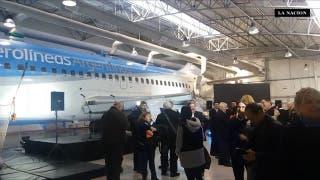 Simulacros de Aerolíneas Argentinas