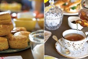 Osvaldo Gross: un té y la receta de los mejores scones