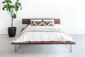 Viejas maderas, nuevas camas