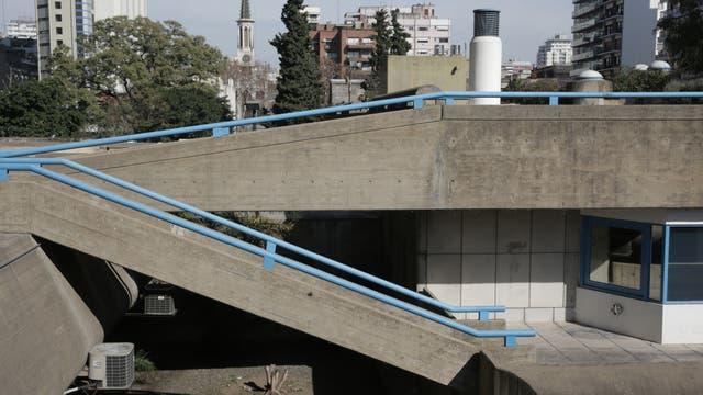 La Biblioteca Nacional será declarada Monumento Nacional. Foto: LA NACION / Soledad Aznarez