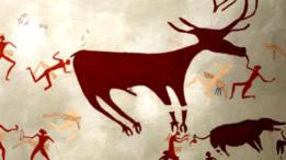 Los artistas que dejaron sus pinturas en las cuevas Çatalhöyük de Turquía usaron cinabrio.