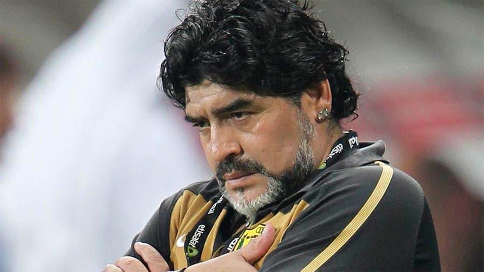 Rocío Oliva festejó los cinco años de amor con Diego Maradona