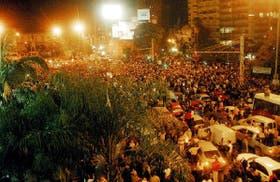 En Córdoba hubo una de las movilizaciones más numerosas en reclamo de una solución del conflicto