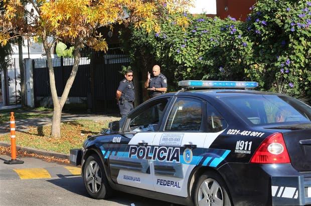 La Policía Federal se hizo cargo de la custodia del amenazado fiscal Fernando Cartasegna