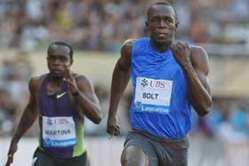 Usain Bolt, el as de la velocidad