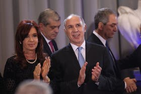 Lorenzetti le hizo llegar una carta a Cristina Kirchner