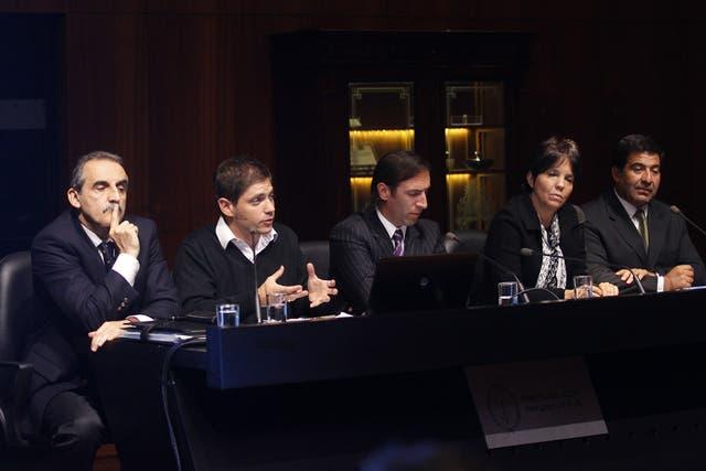El equipo económico explicó la semana pasada los detalles del programa de blanqueo.