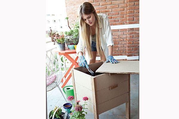 Aprend a hacer compost revista ohlal revista ohlal - Como hacer compost en casa ...