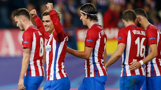 Técnico del Atlético pondrá de titular a delantero Fernando Torres