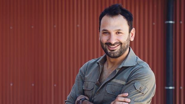 Federico Romero, el socio de la semana