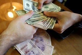 La cotización del dólar oficial