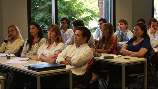 En la UCA, cada año registran un incremento entre el 5 y el 10% en su matrícula del MBA