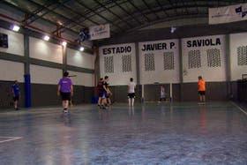 Estadio Javier Pedro Saviola, en honor a quien salvó al club del remate