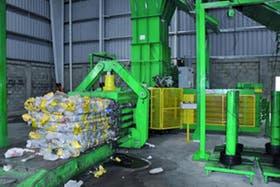 Instalaciones del Ceamse para tratar los residuos