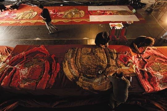 El telón (en números). Foto 7. Foto: Graciela Calabrese y Martín Lucesole